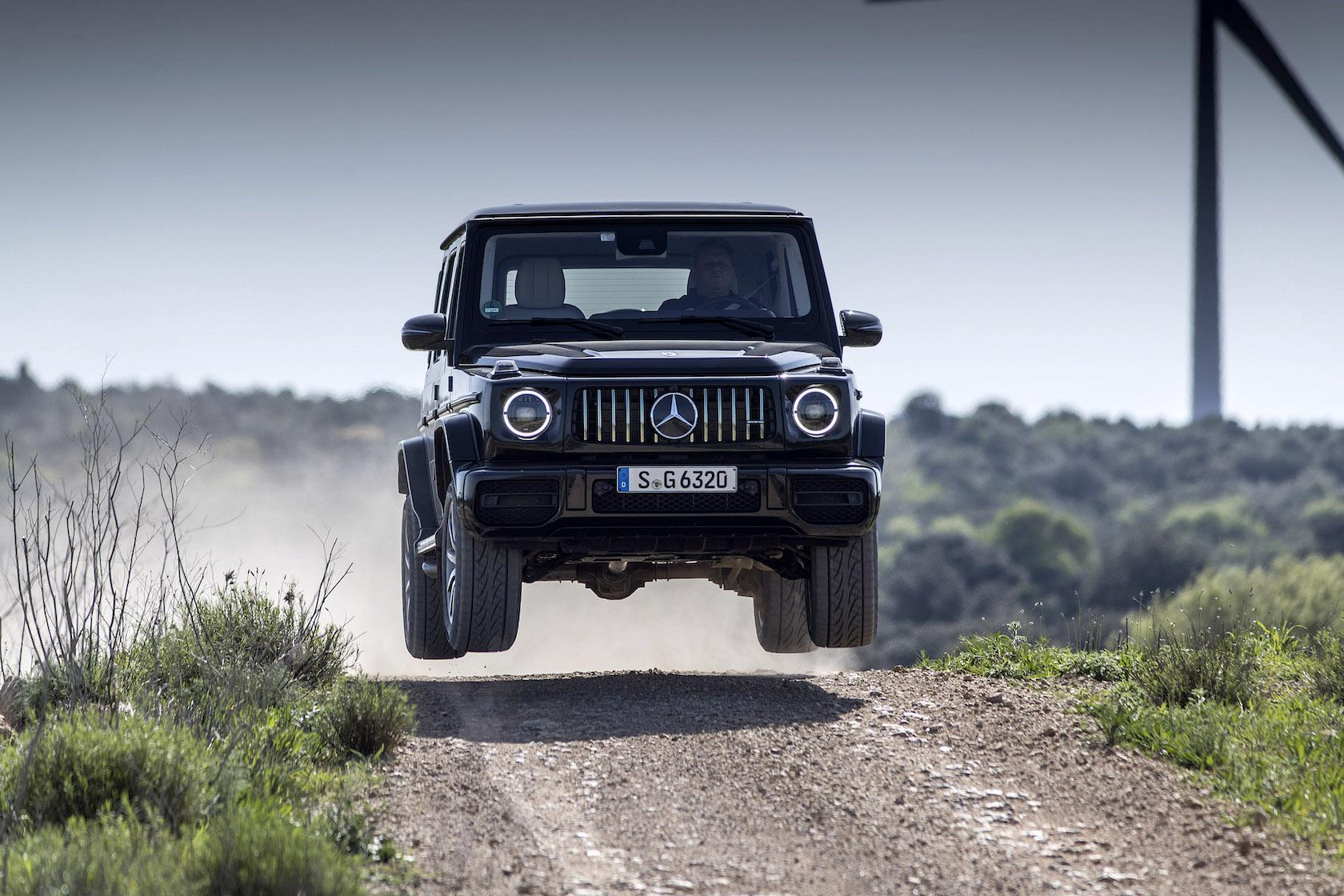 2019 Mercedes Benz G 550 And Amg G63 First Drive Legendary Slashgear