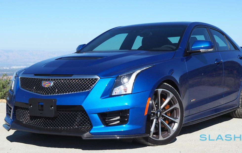 Cadillac Ats Sedan >> The Cadillac Ats Sedan Is The Latest Four Door Fatality Slashgear