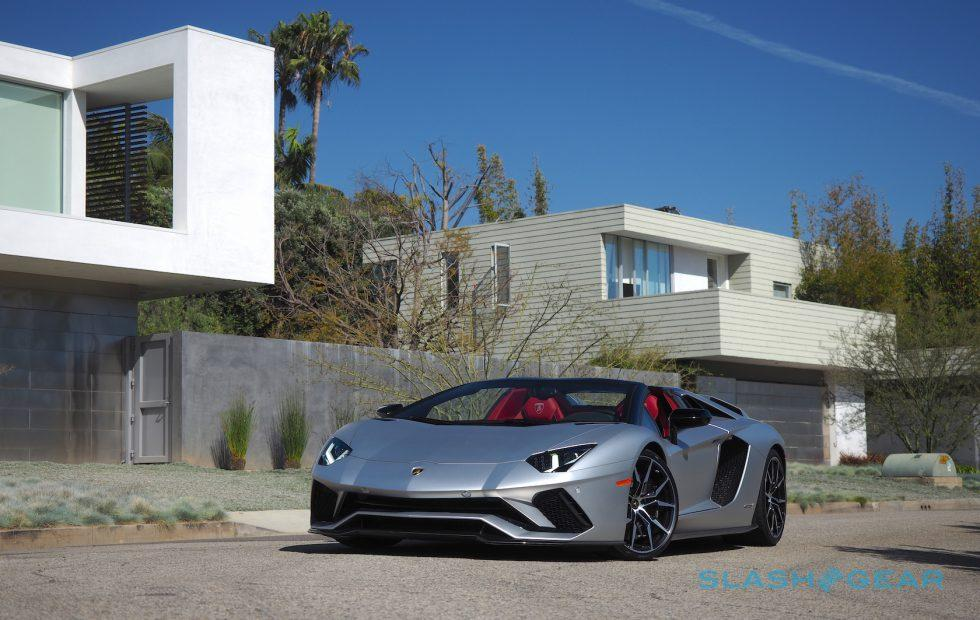 2018 Lamborghini Aventador S Roadster First Drive Fire And