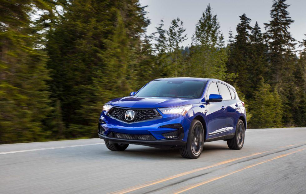 2019 Acura RDX gets $37,300 starting price and EPA economy ratings