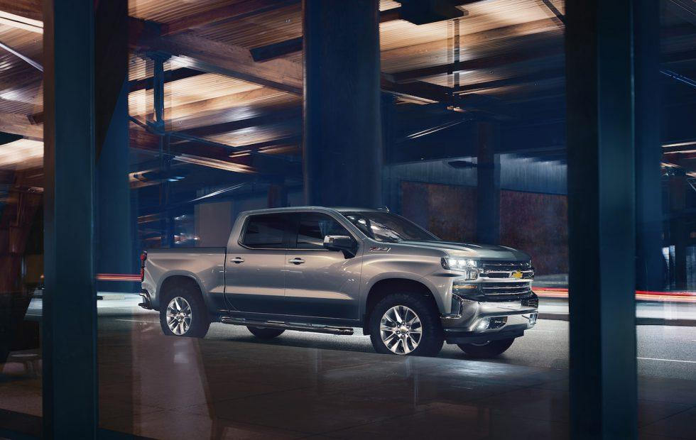 2019 Chevrolet Silverado 1500 engines detailed with Turbo-4 surprise