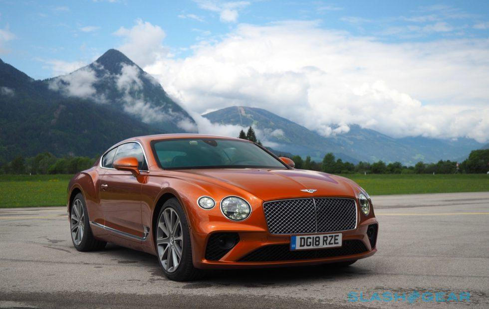2019 Bentley Continental Gt First Drive Return Of The King