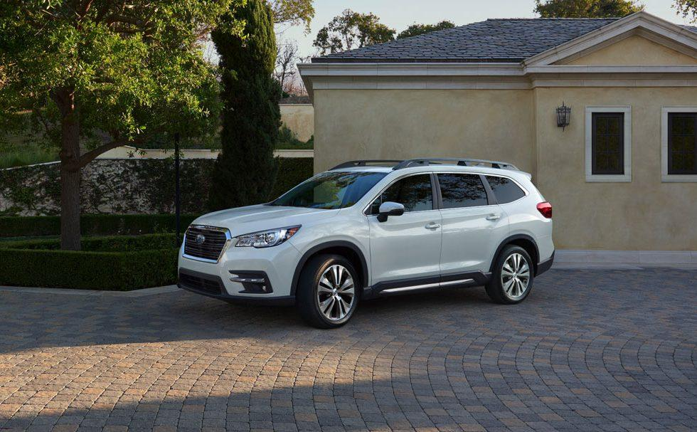 The US-made 2019 Subaru Ascent just started production