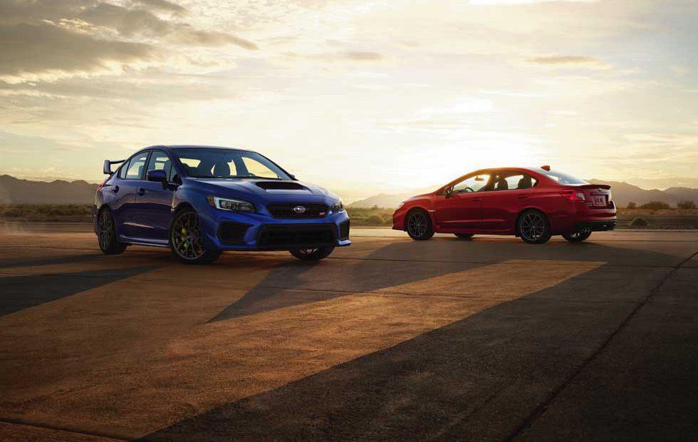 2019 Subaru WRX and WRX STI pricing announced
