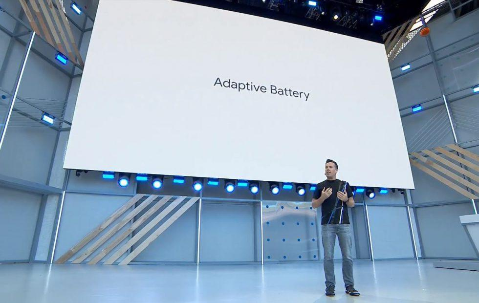 Android P spotlight: Adaptive Battery