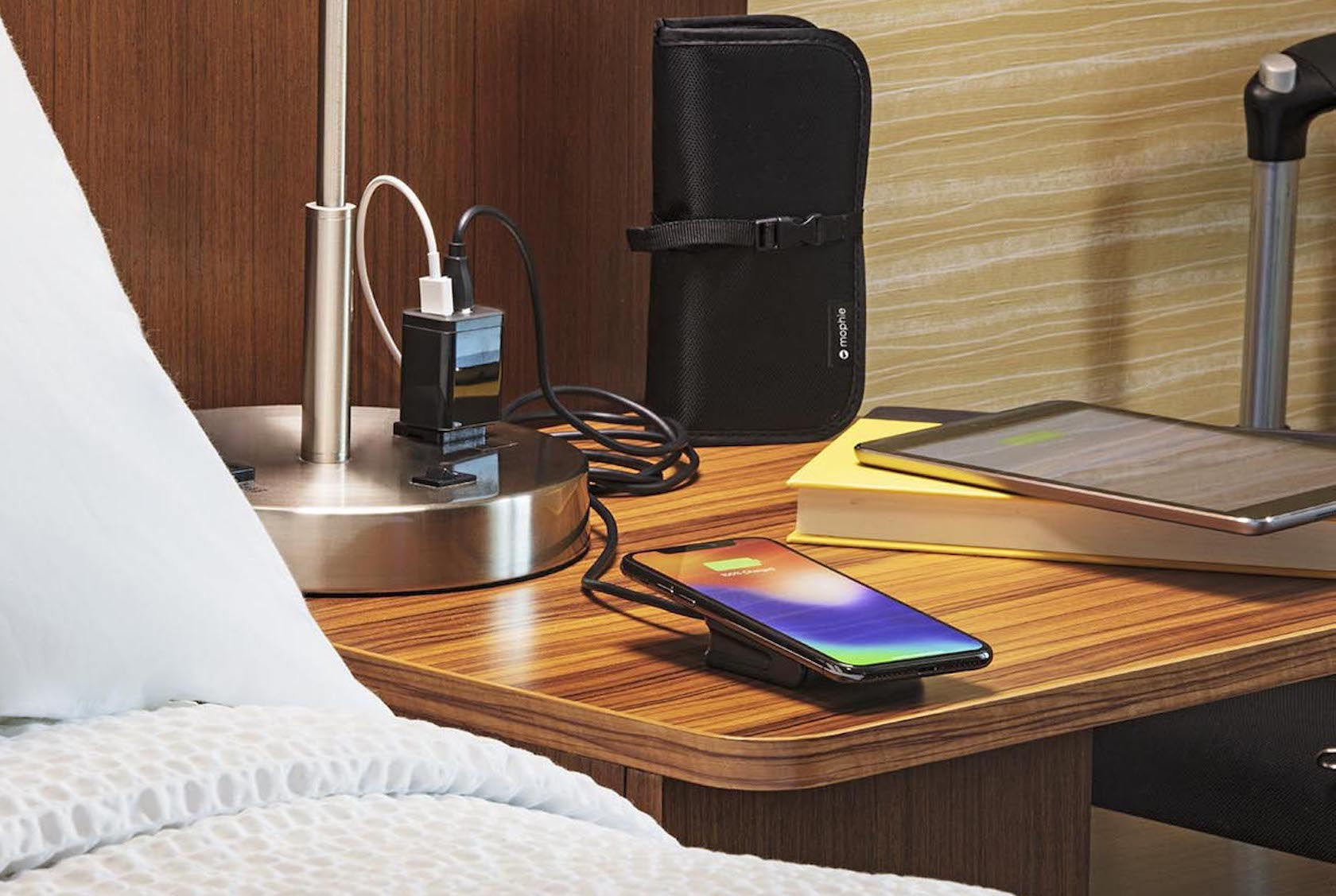 super cute 16978 136c3 Mophie's new Charge Stream Travel Kit takes Qi on the go - SlashGear