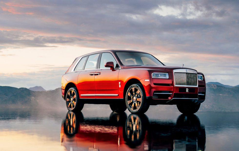 2019 Rolls-Royce Cullinan revealed: The new super-SUV
