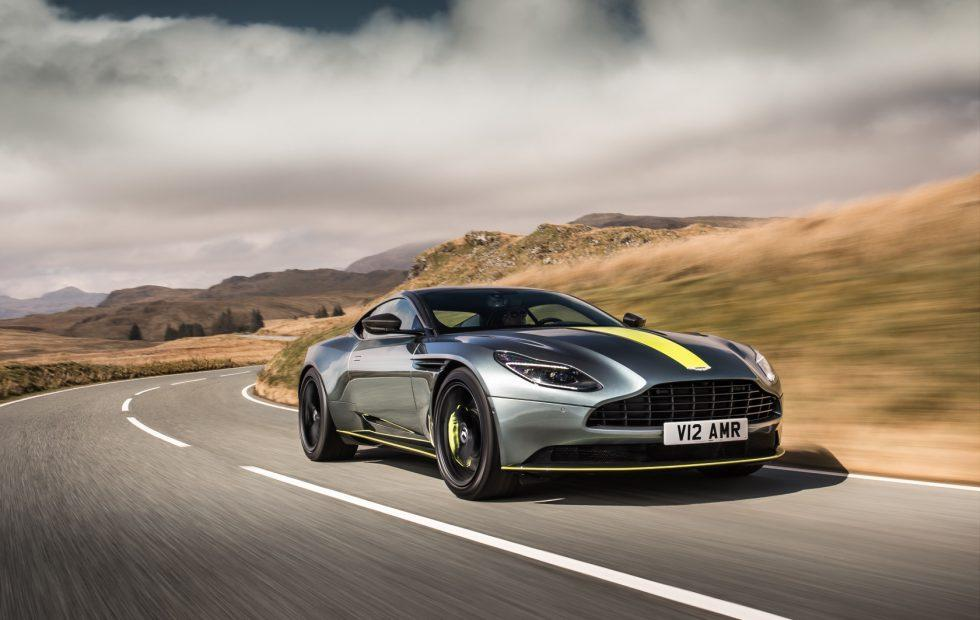 2019 Aston Martin DB11 AMR takes flagship spot with 630hp V12