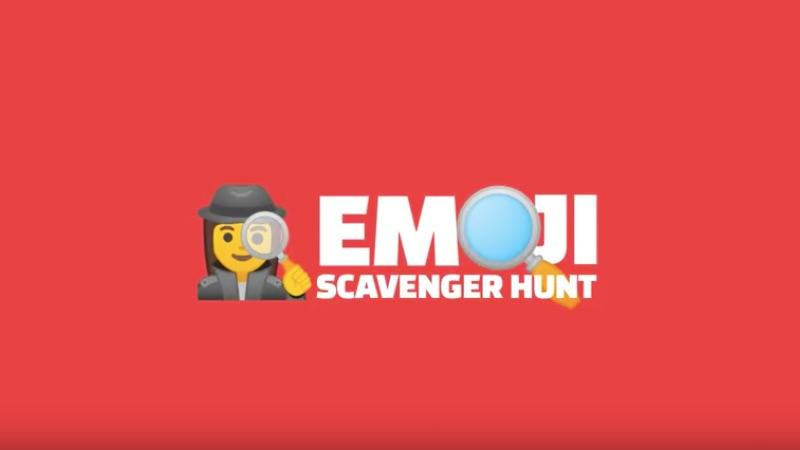 Google's latest AI experiment is an emoji scavenger hunt game