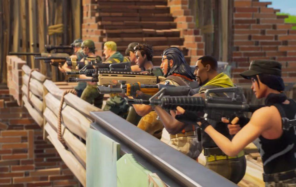 Fortnite for Nintendo Switch port possibly revealed in job listing