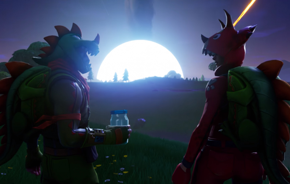 Fortnite Season 4 Is Here And It Makes Some Massive Changes Slashgear Season 4 features the conclusion of the meteor conspiracy that played such an important role. fortnite season 4 is here and it makes