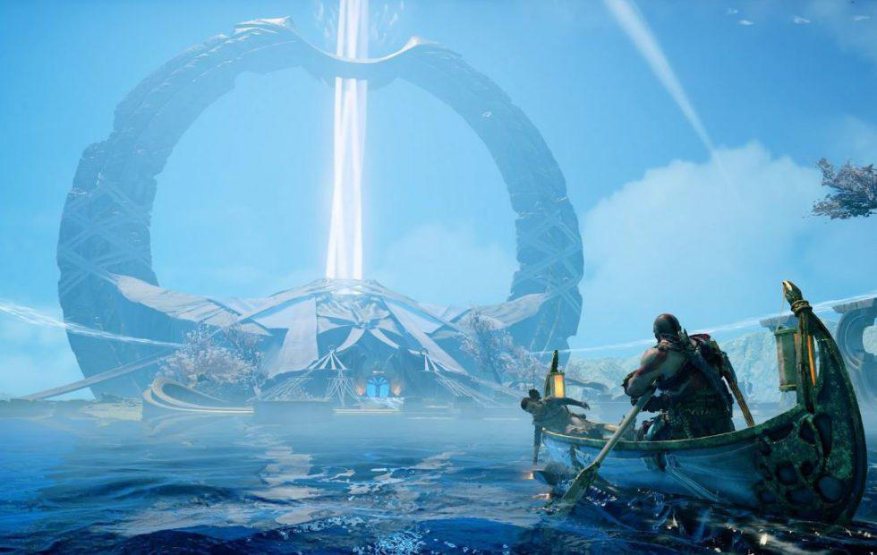 God of War's new update adds photo mode for artsy screenshots