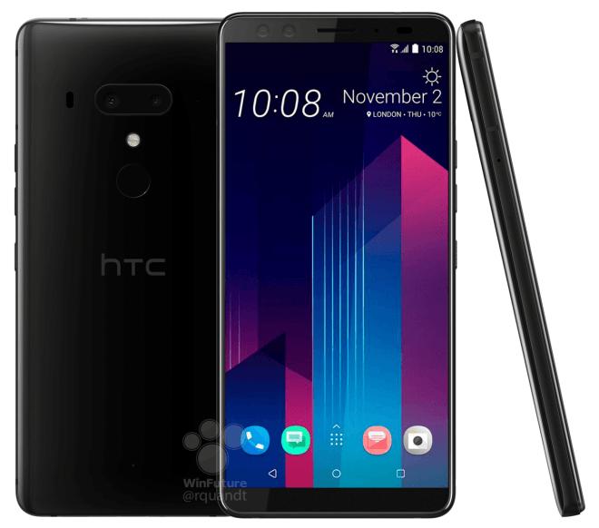 HTC U12 Plus leaked in full