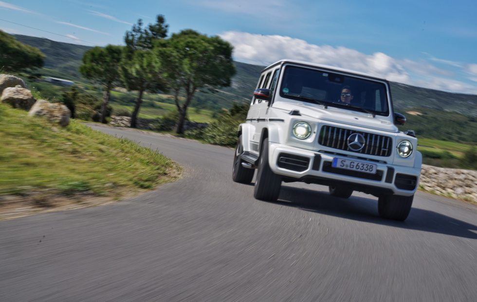 2019 Mercedes-Benz G 550 and AMG G63 first drive: leGendary