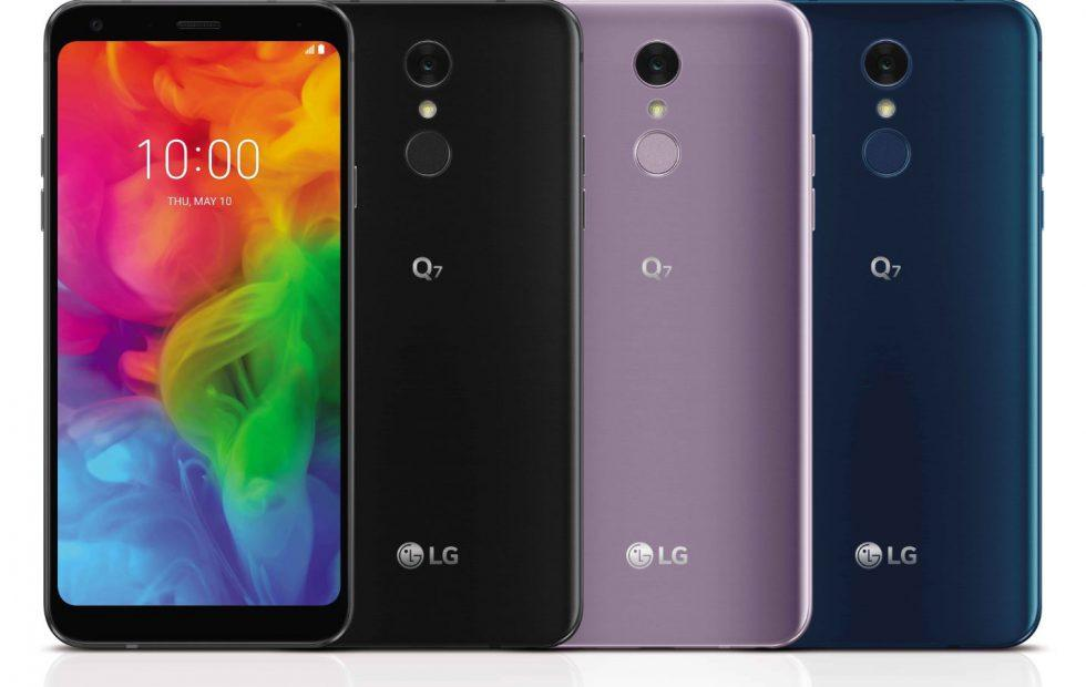 LG Q7 tempts the mid-range with Quad DAC and QLens
