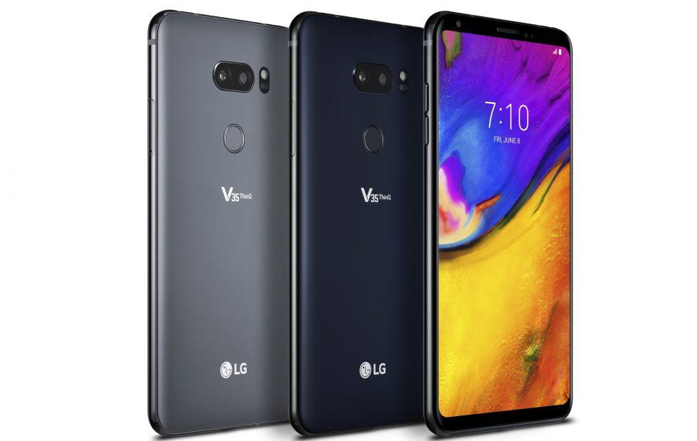 AT&T gets LG V35 ThinQ after skipping G7 [Updated]