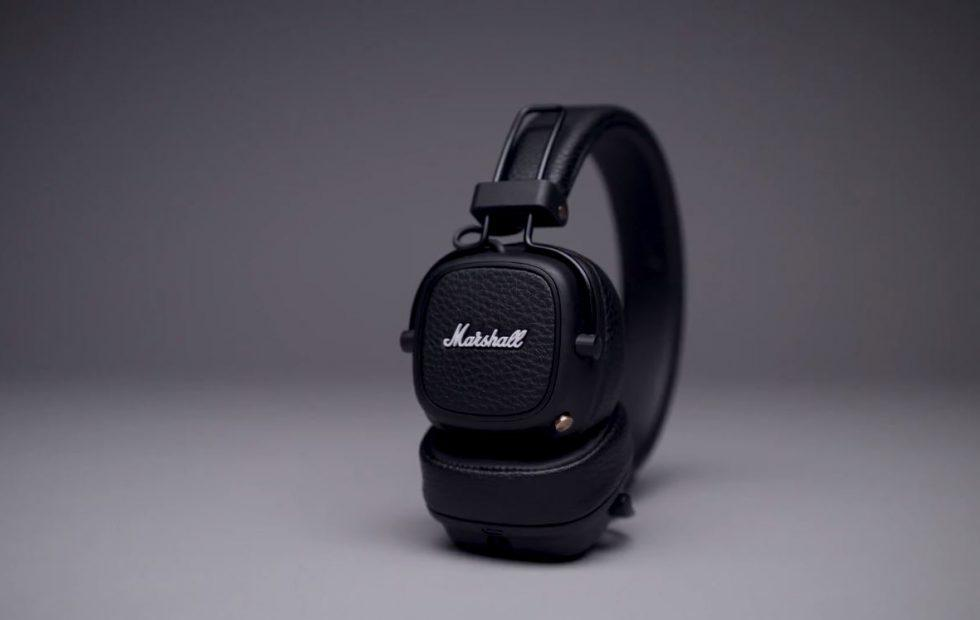 Marshall Major III headphones arrive with wired and wireless models