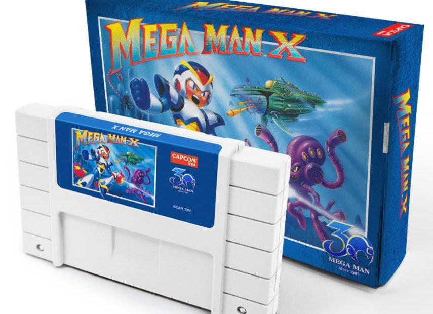 Two classic Mega Man games are being re-released on NES and SNES