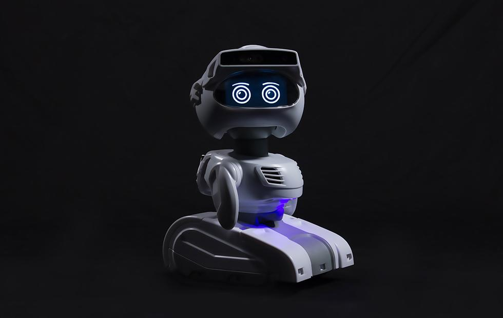 Misty II personal robot recognizes faces and supports DIY skills