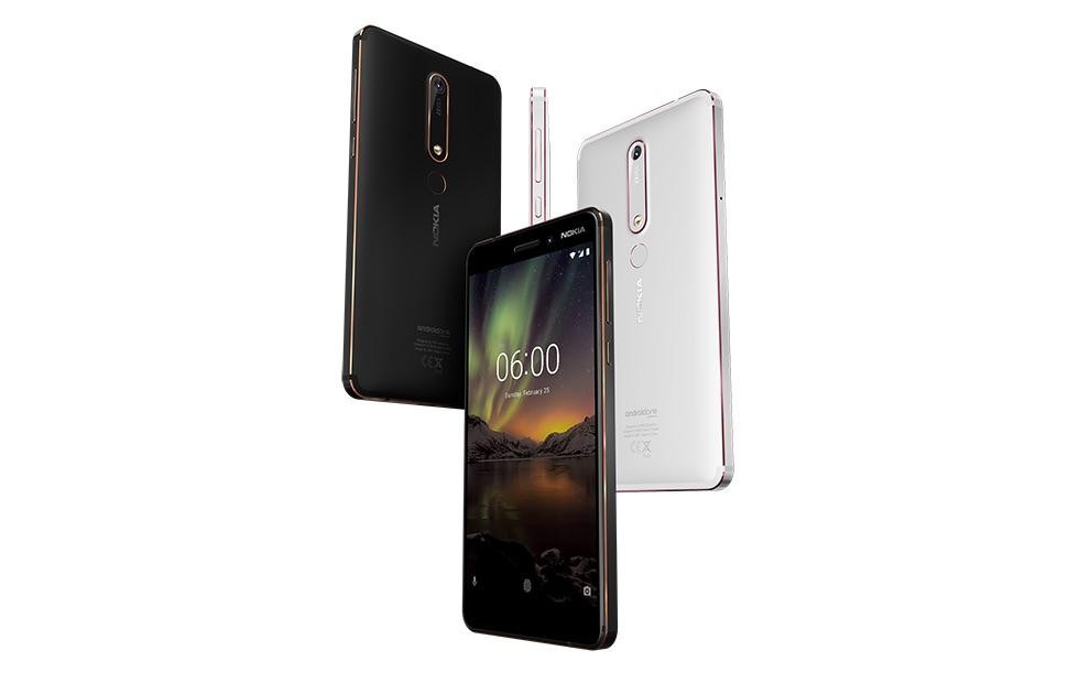 Nokia 6.1 will be available in the US starting May 6