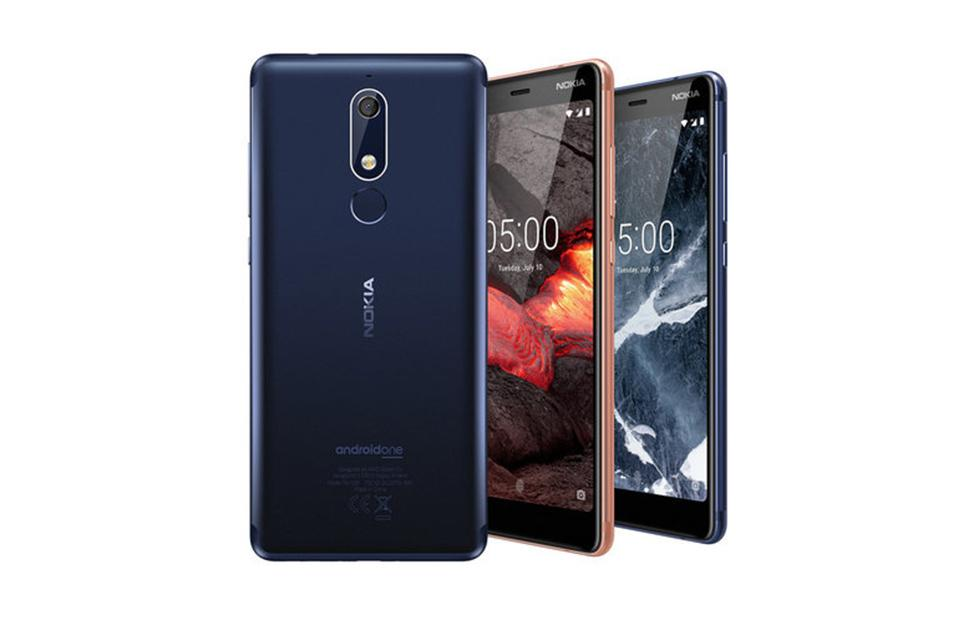 Nokia 2.1, 3.1, and 5.1 budget Android phones arrive this summer