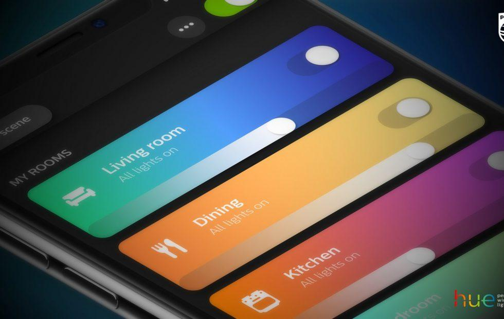Philips' Hue app is getting a huge – and much-needed – overhaul