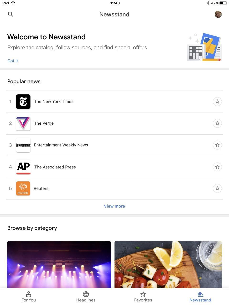 AI-powered Google News available now on iPhone, iPad - SlashGear