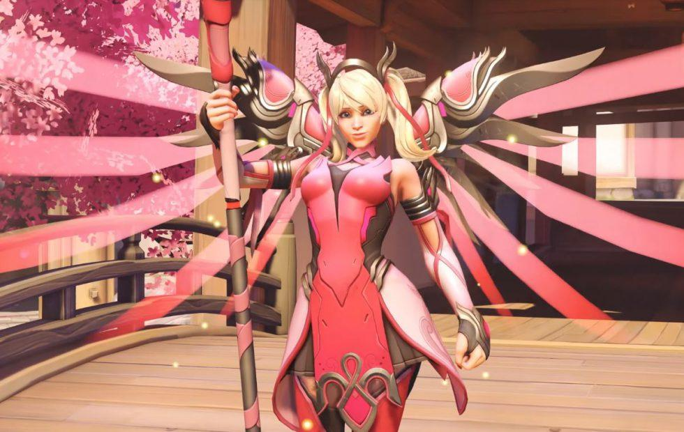 Overwatch's Mercy gets a new skin for charity