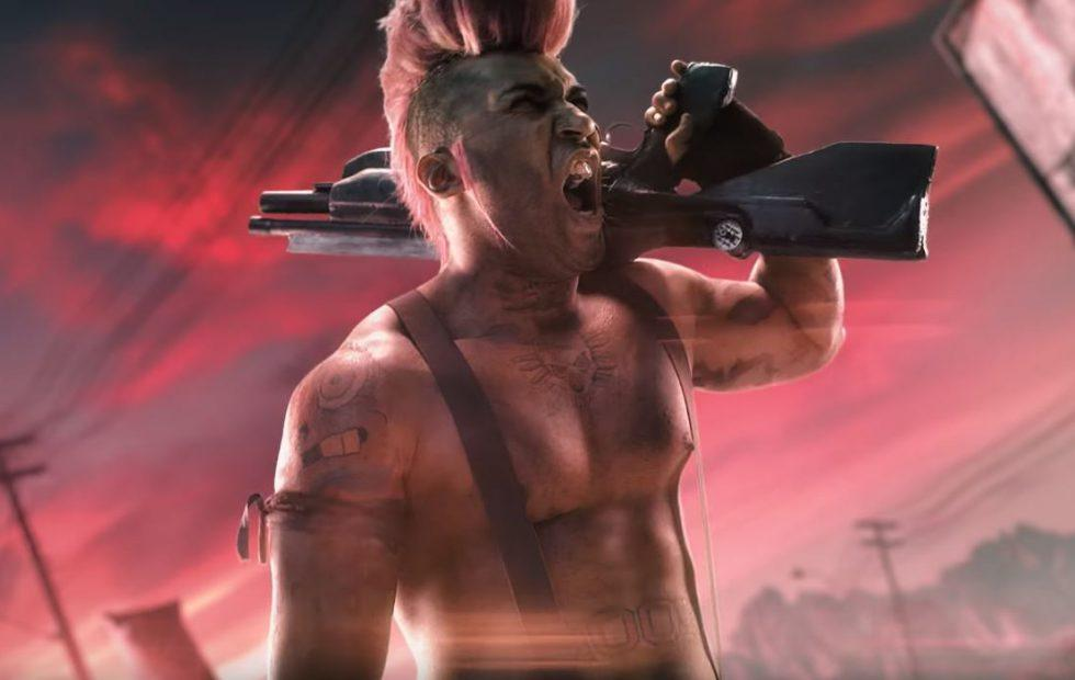 Bethesda's Rage 2 revealed with a ridiculous (and colorful) trailer