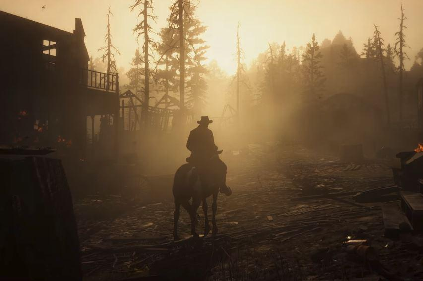 Red Dead Redemption 2's new trailer goes heavy on story