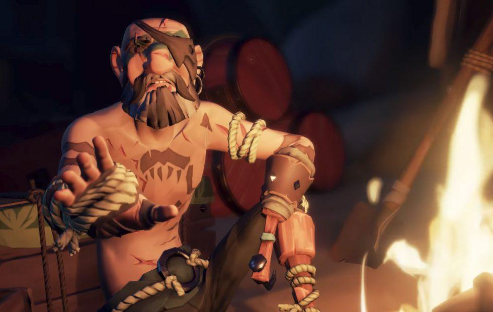 Sea of Thieves' The Hungering Deep update dated in new trailer