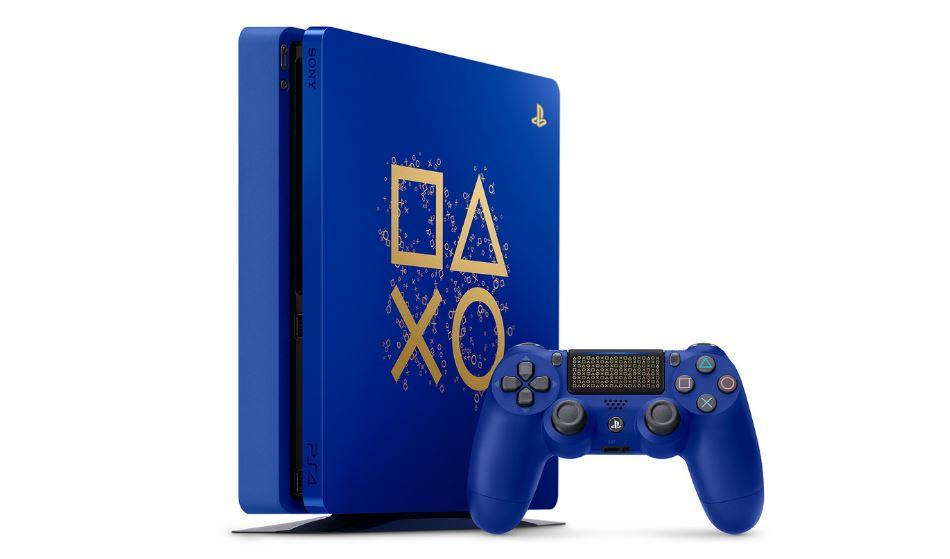PS4's Days of Play sale returns with a limited edition console