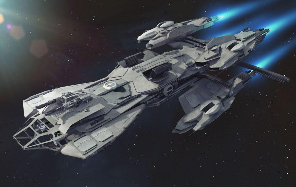 Star Citizen's new ship pack costs an absurd amount of money