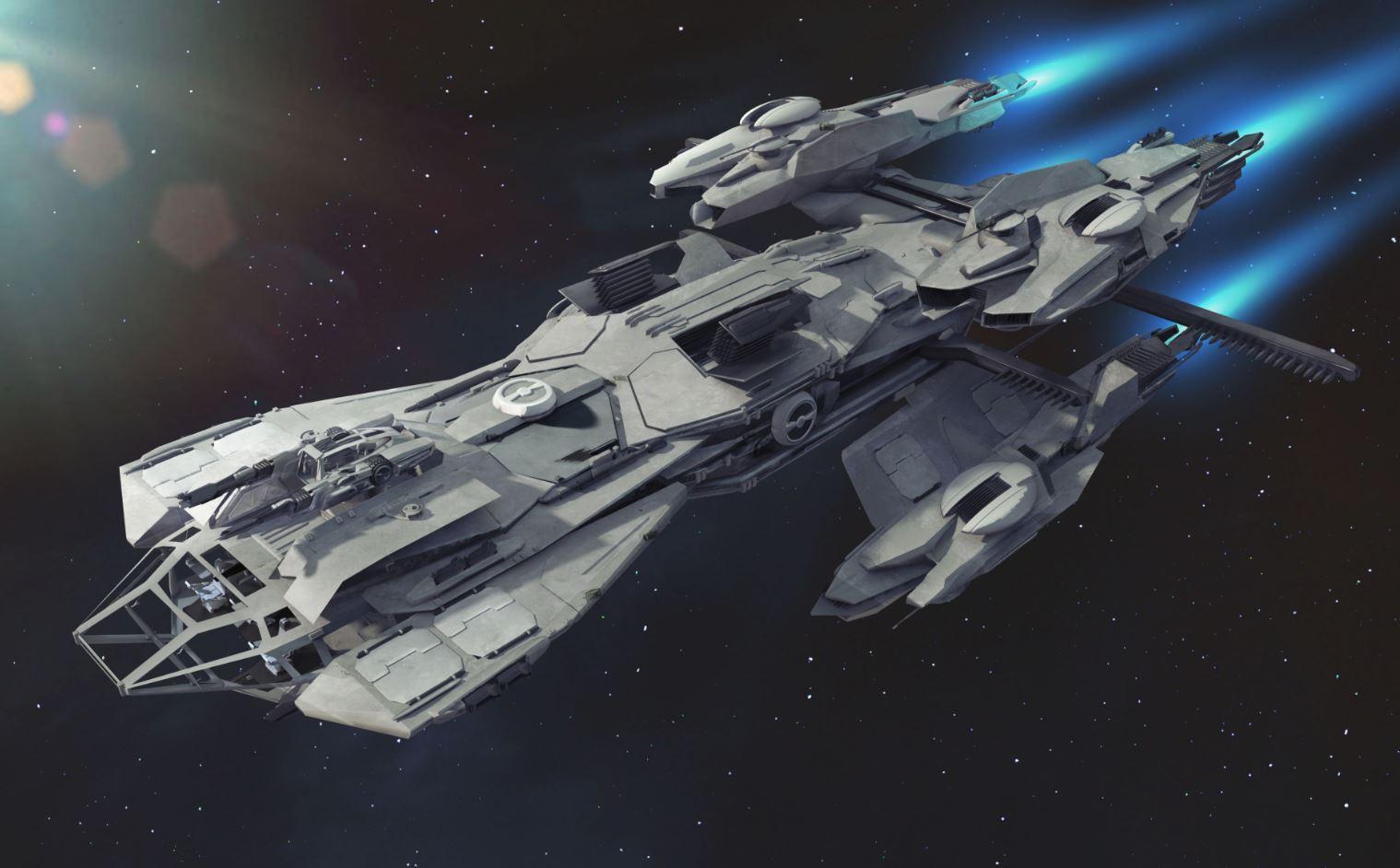 Star citizen ships