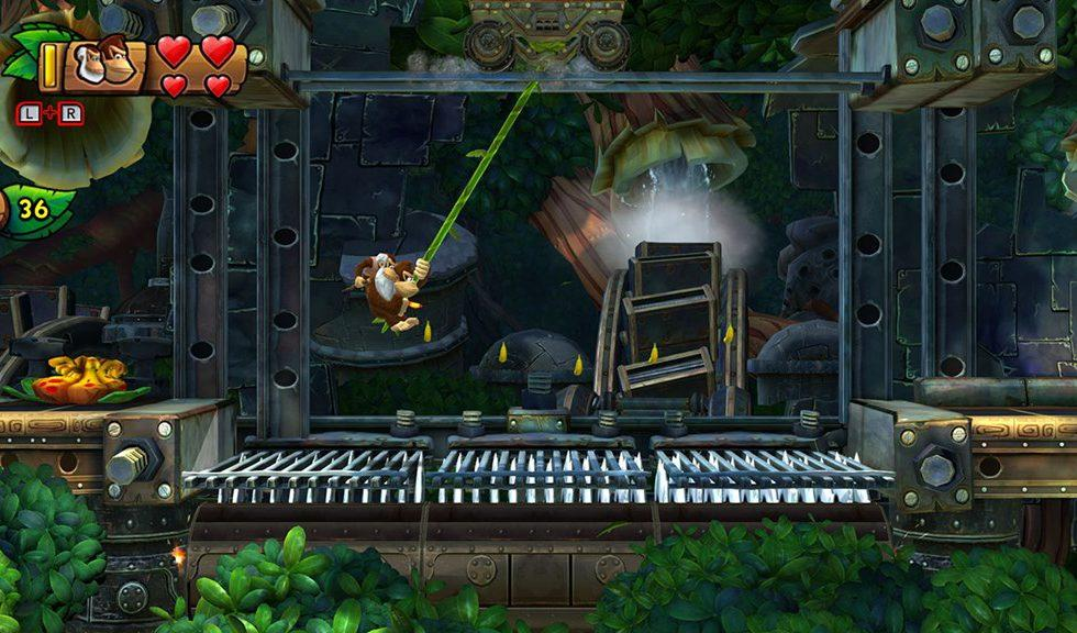 Donkey Kong Country: Tropical Freeze hits Switch in this week's eShop update