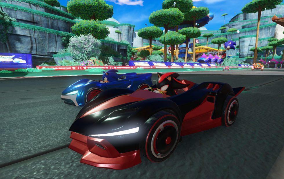 Team Sonic Racing is Sega's next Mario Kart competitor