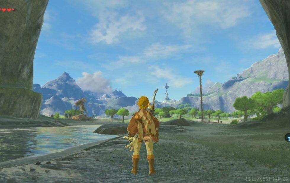 Nintendo is hiring for the next Zelda game - SlashGear