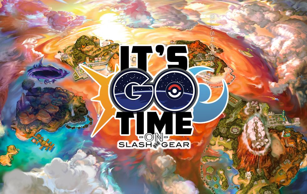 Pokemon GO Alolan Forms update (Time to come back!) - SlashGear