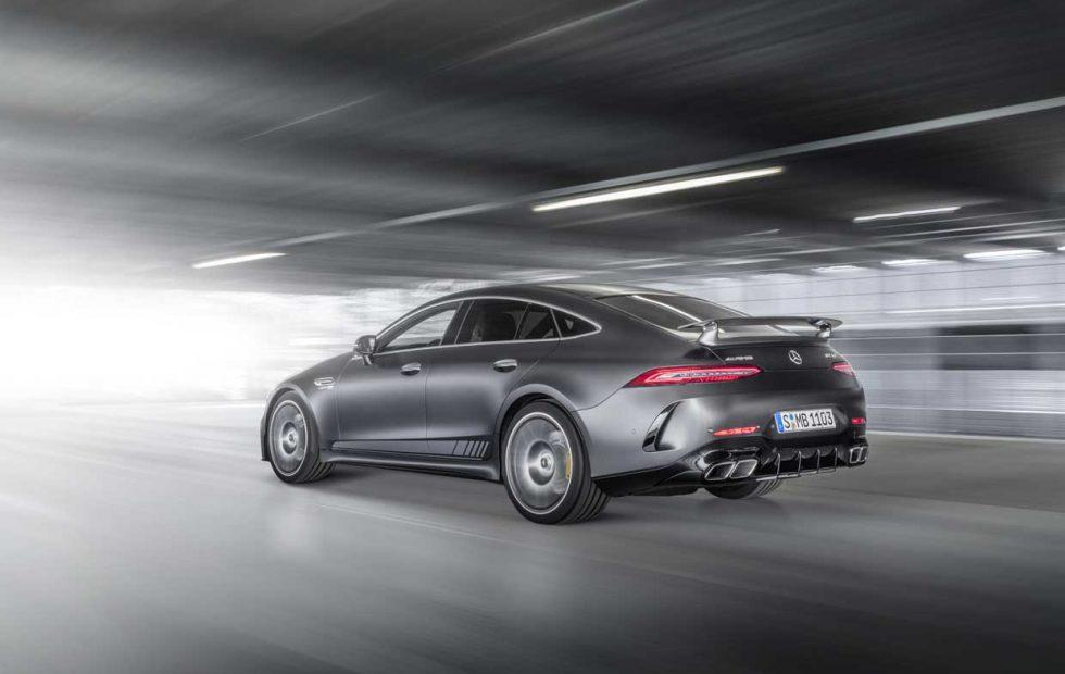Mercedes-AMG GT 63 S 4MATIC+ Edition 1 limited edition available for only 12 months