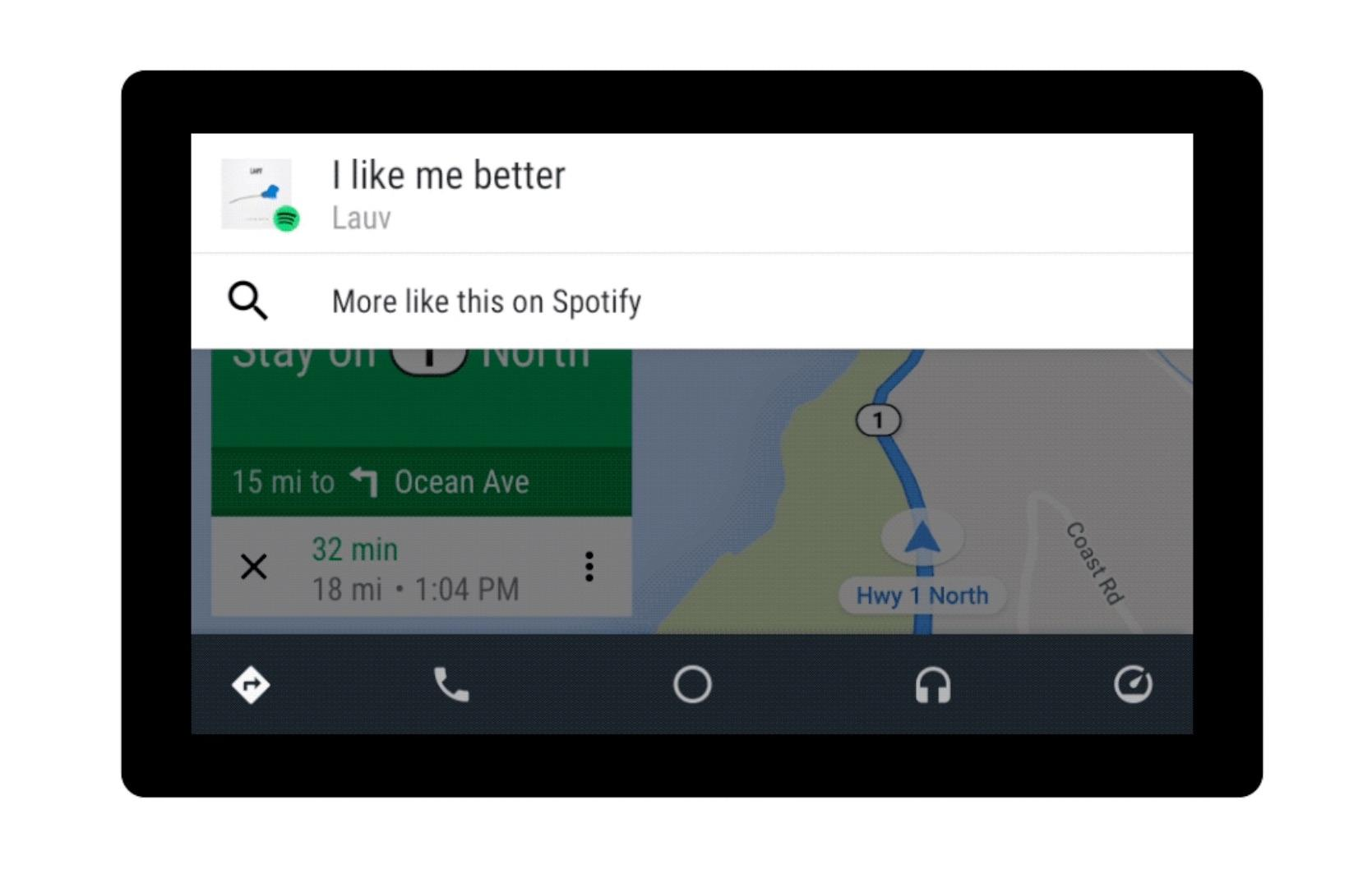 Android Auto is getting a slick new interface - SlashGear
