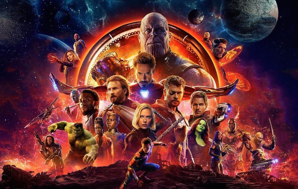 Avengers: Infinity War sets new $1B box office record