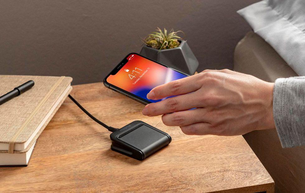 Mophie's new Charge Stream Travel Kit takes Qi on the go