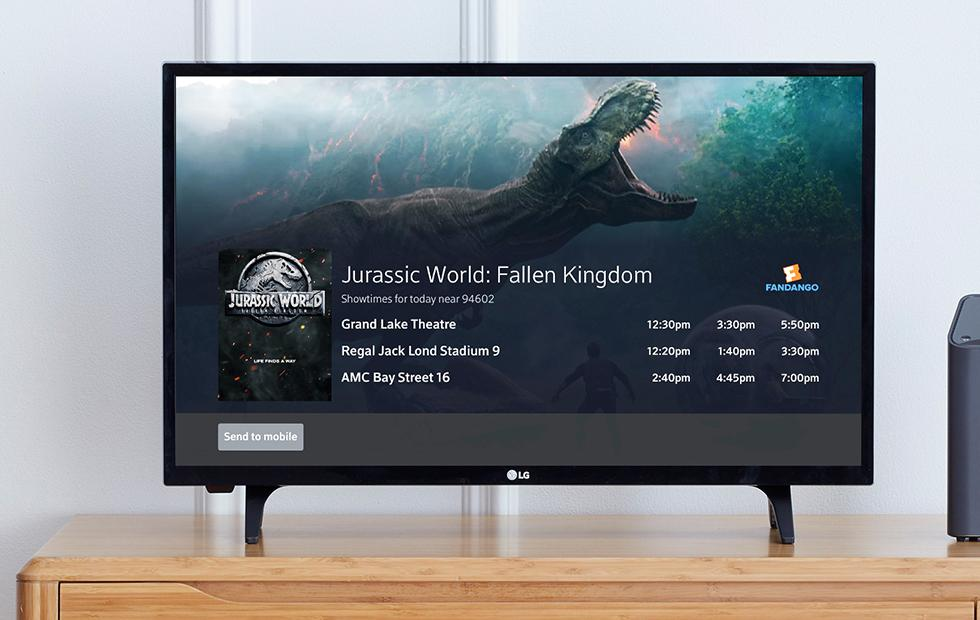 Comcast taps Fandango to sell movie tickets on X1 platform