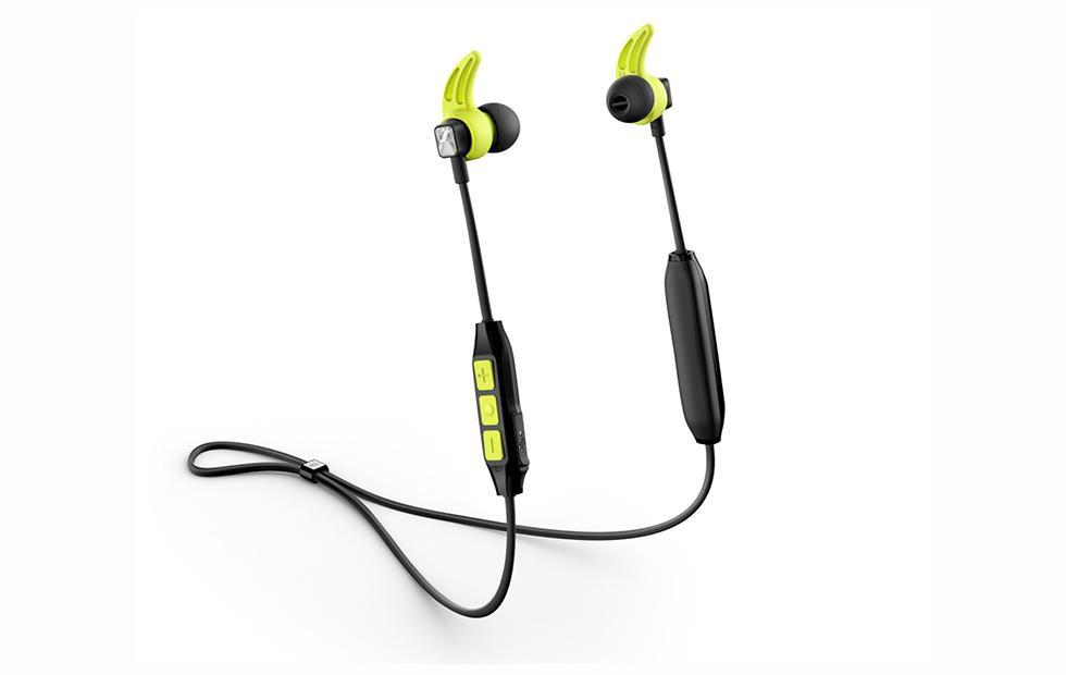 Sennheiser CX SPORT earbuds boast 10-minute fast charging