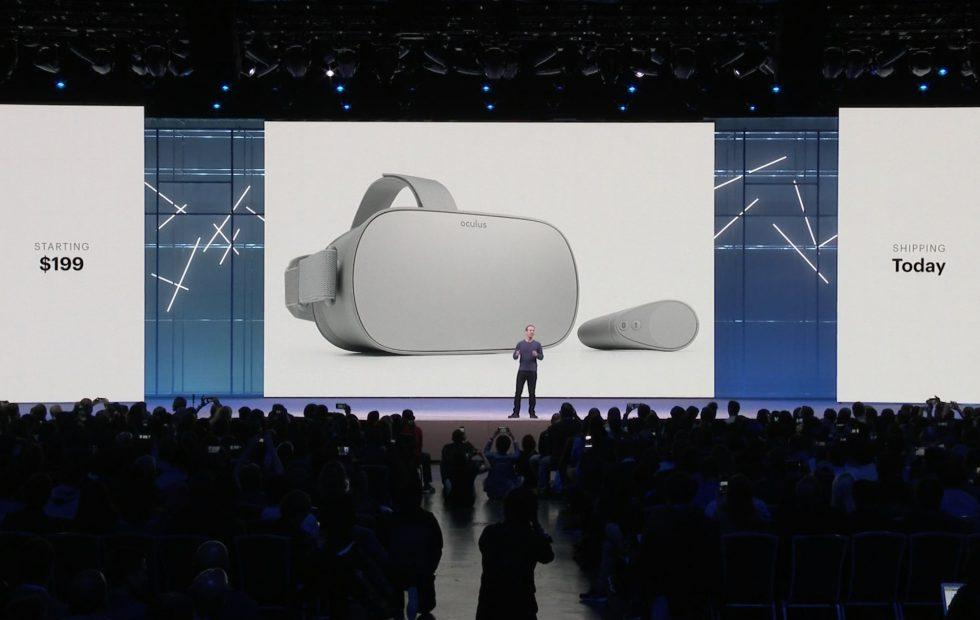 Oculus Go is shipping today [Updated]