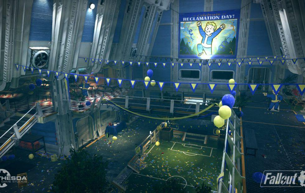 Fallout 76 leaked as an online survival RPG experiment