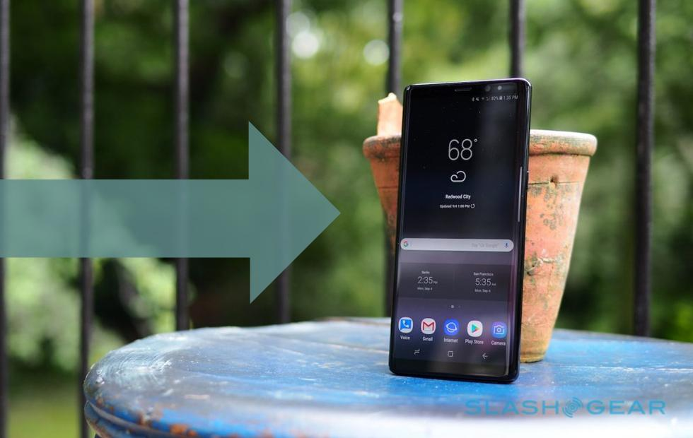 Galaxy Note 9 leaked: Crowning details early