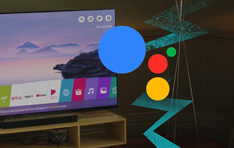Why LG TV's Google Assistant in 2018 is a big deal