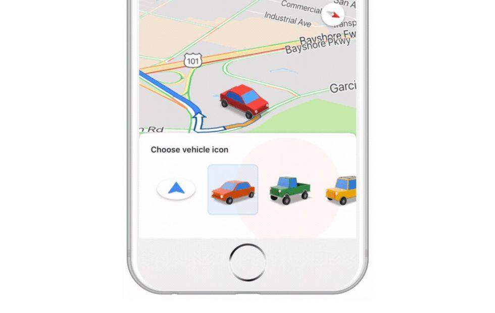 Google Maps just gave iPhone users a fun UI treat