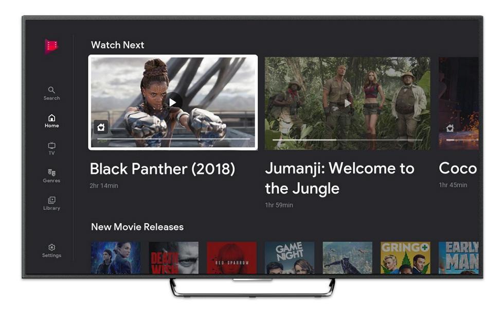 Google Play Movies & TV Roku app update brings sleek new interface